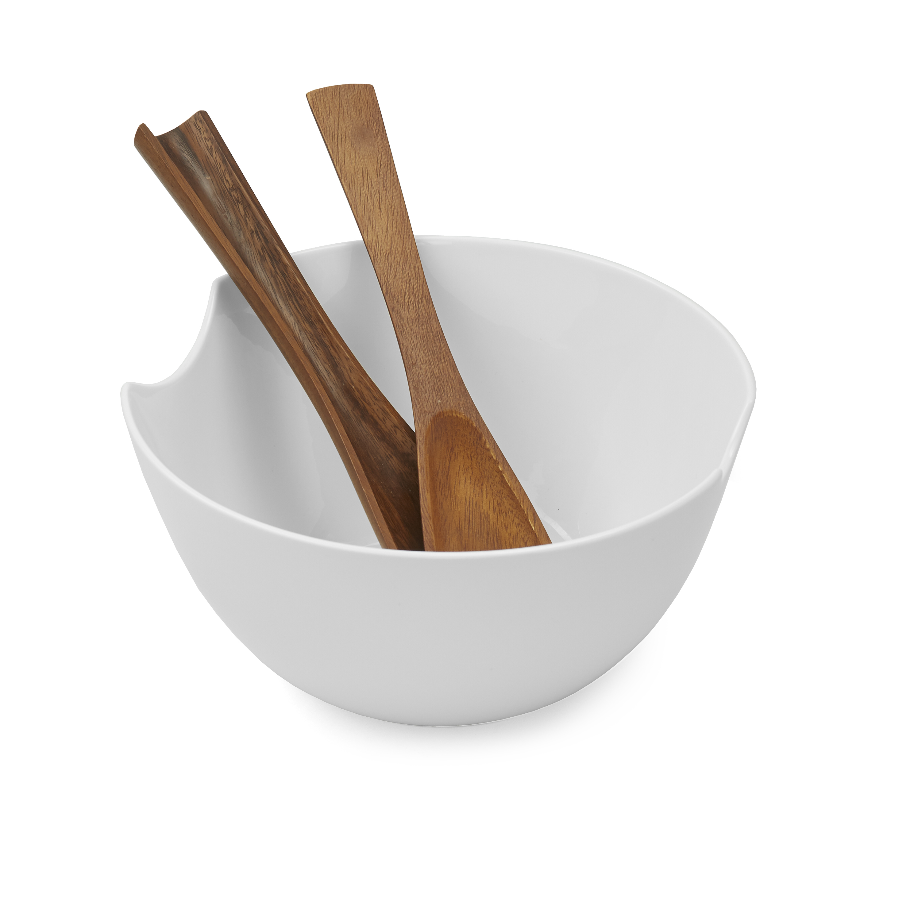 Quatro Salad Bowl w/ Servers image number 2